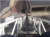 Training with ladder from top looking down